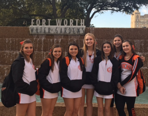 UIL Spirit  Competion 2017