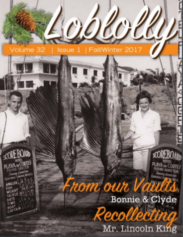 Taking Orders for April Issue of Loblolly