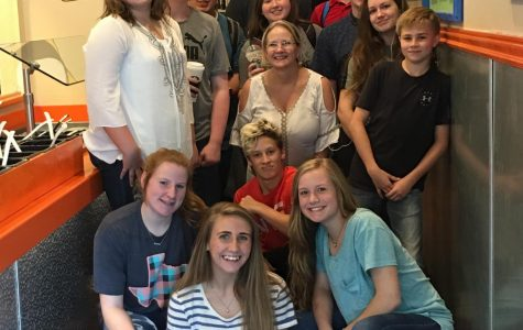 Journalism Class Attends SFA Workshop