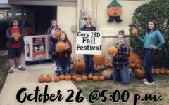 Spooky Times at Gary School