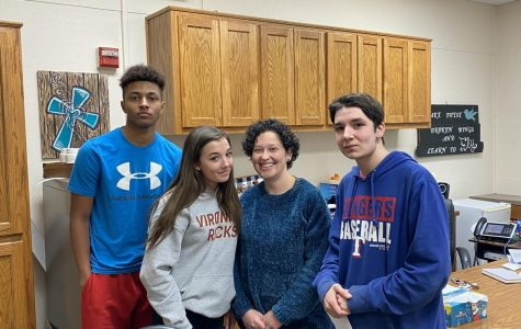 Principal Davis Strives for Her Students' Success